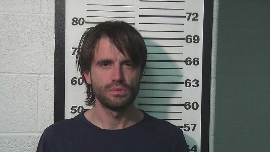 George Stahl was booked in the county jail after a dramatic high-speed chase. - SUMMIT COUNTY SHERIFF'S OFFICE