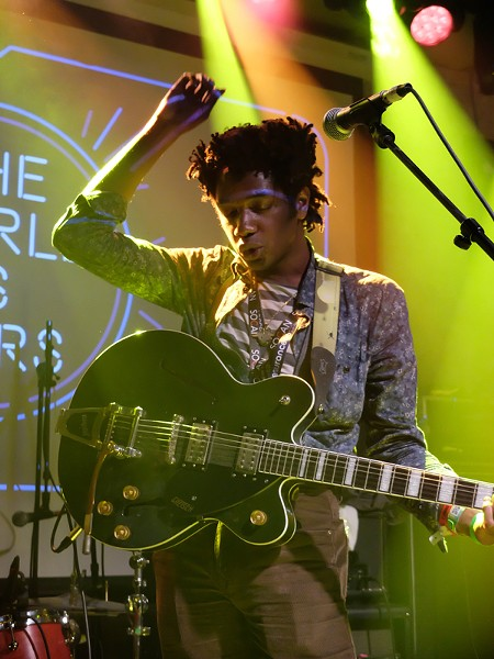 L.A. Salami at British Music Embassy - DANA PLONKA