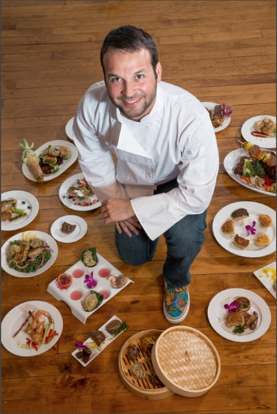David Dresner, 29, is the CEO and founder of the new potsticker restaurant in Tower Grove. - PHOTO COURTESY OF LINDSAY KEATON