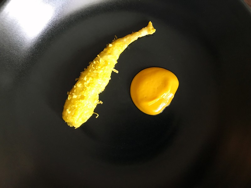 SIXTH COURSE