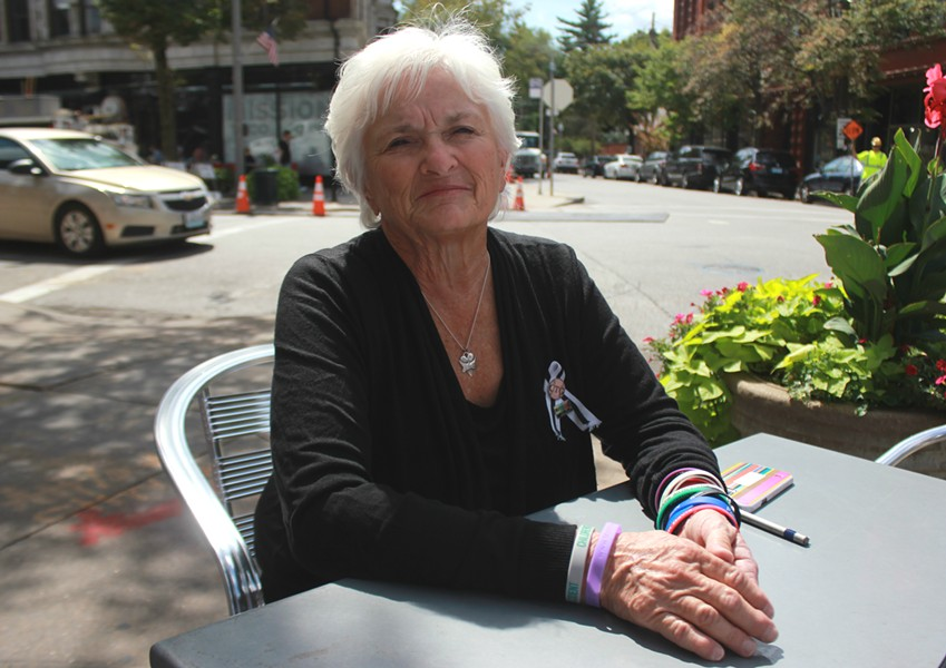 Pat Maisch helped stop the man who shot Congresswoman Gabby Giffords in Arizona. - PHOTO BY DOYLE MURPHY
