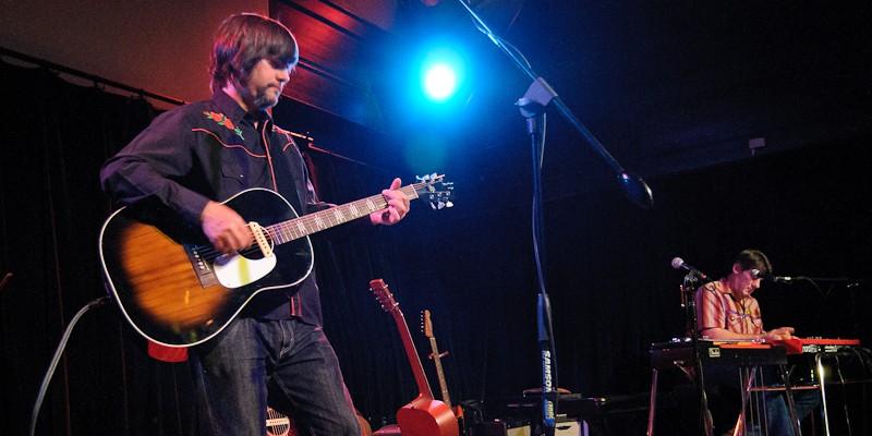 Jay Farrar at the Old Rock House, 6/17/10 Jay Farrar performing at the Old Rock House.