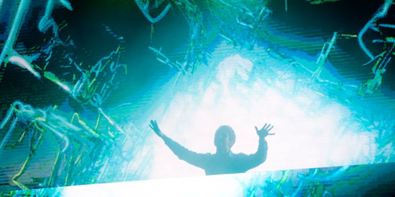 Zedd at the Pageant