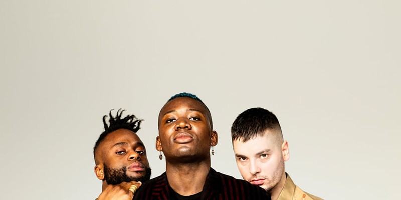 "Pande-Mix Playlist: Young Fathers' ""Shame"""