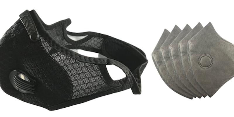 R95 Reusable Face Mask Reviews – Self-Reliance Association Survival Mask