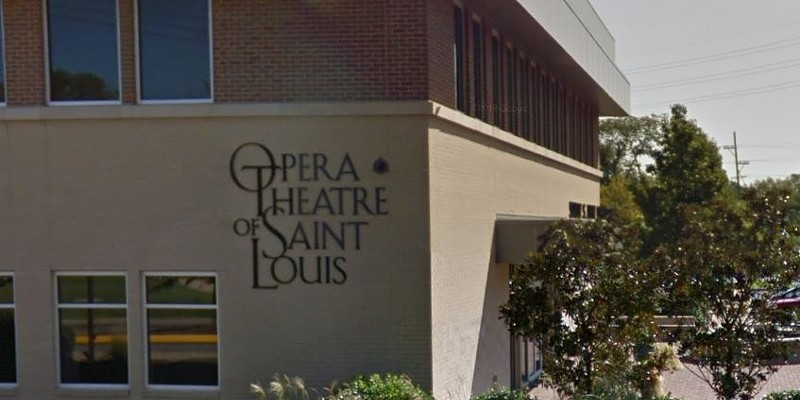 Opera Theatre of Saint Louis's director of artistic administration resigned this week.