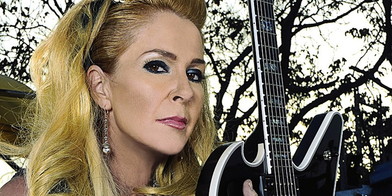Lita Ford is just one of the '80s artists who will perform as part of the event.