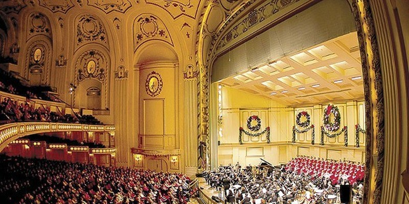 All the grandeur of a world-class orchestra, to be enjoyed from the comfort of your home.