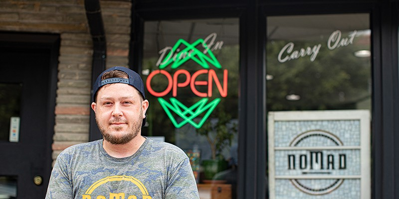Nomad chef-owner Tommy Andrew is serving the best pastrami you've ever eaten.