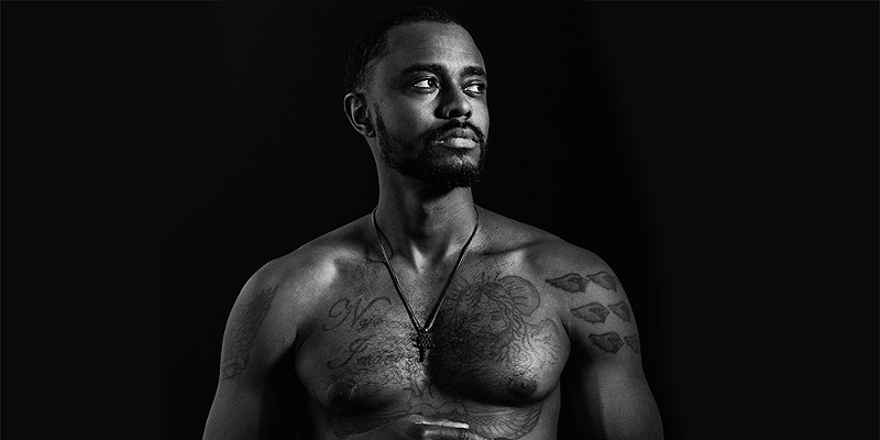 Olajuwon Davis is entering his next act.