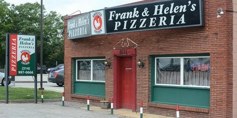 Frank & Helen's Pizzeria