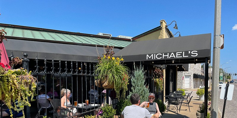 Michael's Bar & Grill is a Maplewood mainstay.