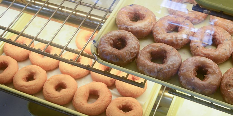 Doughnut Cupboard has been a north county institution for 46 years.
