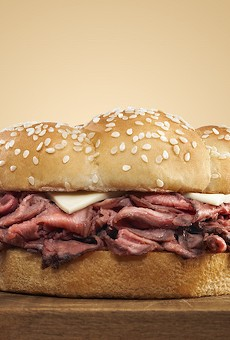 Happy birthday to the king of roast beef.