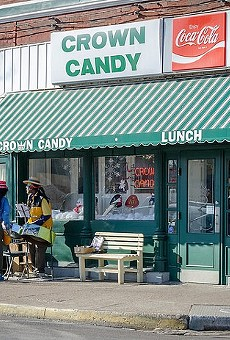 Crown Candy has held down its corner in Old North St. Louis for 104 years.