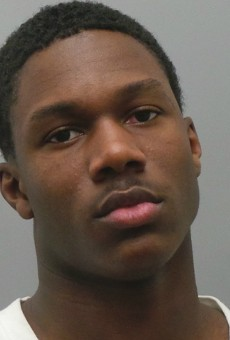 Darian Cummings is charged with murder in crash death of a 9-year-old boy.