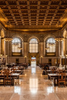 St. Louis' Central Library isn't just gorgeous; it's also useful.