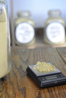 For $20, you can get enough kratom to last a week or so. Some users are convinced it's a wonder drug.
