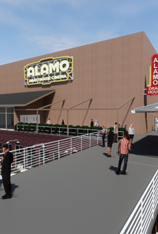 Artist's rendering of the upcoming St. Louis outpost of Alamo Drafthouse Cinema.