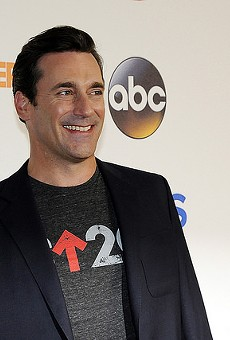 Jon Hamm at an event in 2014.