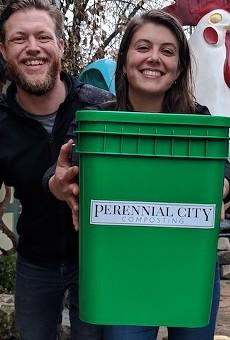 Tim Kiefer and Beth Grollmes-Kiefer.