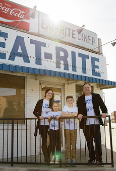 Joel and Shawna Holtman are Eat-Rite's new owners.