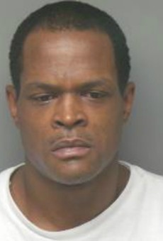 Alzado Harris vandalized about 120 gravestones in a Jewish cemetery in University City, police say.