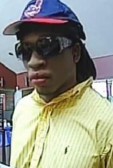 Glam Bank Robber Wanted in St. Louis County Stick Up