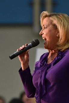 Democrats would love to take down Ann Wagner.