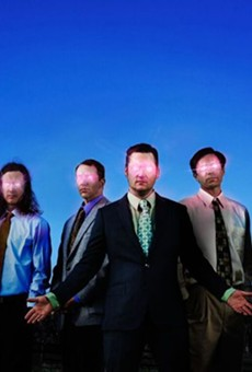 Modest Mouse is just one of the artists on the LouFest lineup for 2018.