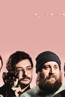 Foxing is back in town for a June 23 show at Old Rock House.