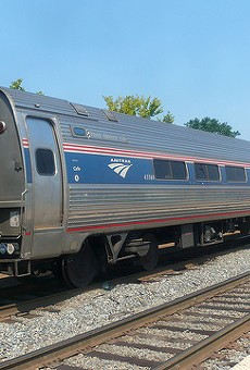 Local White Supremacist Caught Hijacking an Amtrak Pleads Guilty