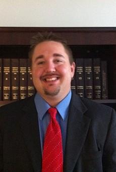 St. Francois County Prosecutor Jerrod Mahurin.