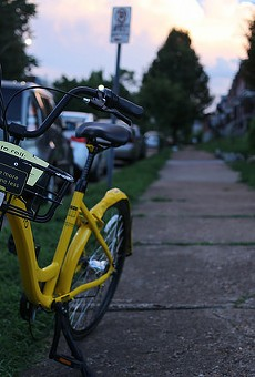 After Ofo's Two-Month Stay in St. Louis, Hundreds of Bikes Appear Unaccounted For