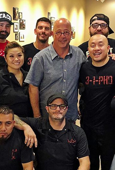 Andrew Zimmern Just Spent Two Days Eating His Way Through St. Louis