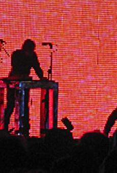 NIN: Loud and live at Lollapalooza.