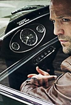 Jason Statham stars in The Bank Job.