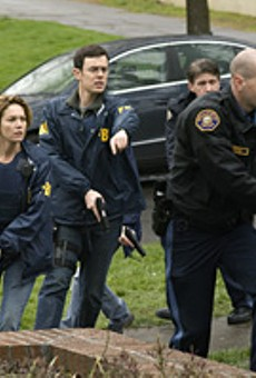 A tangled Web: Diane Lane and Colin Hanks try to track down an Internet killer before it's too late in Untraceable.