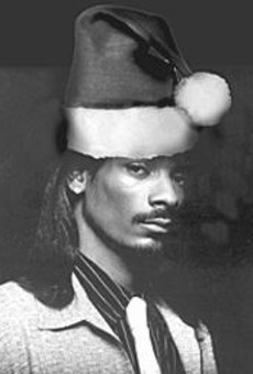 This Christmas, we want a rizzle, a dizzle and      a shizzle.