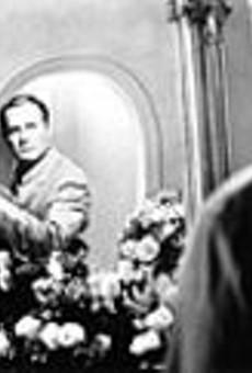 Cary Grant was...? Kyle MacLachlan (right) helps Jimi      Mistry get debonair.