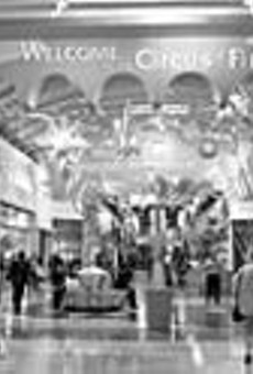 """St. Louis Mills: not just a mall, but a venerable """"Circus of Fire"""""""