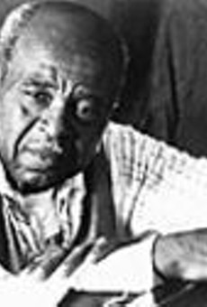 Henry Townsend: a local legend who was there at the genre's very beginning