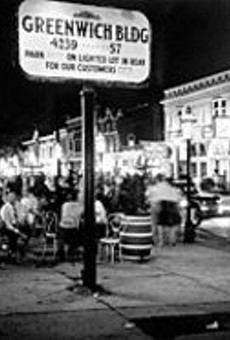 Gaslight Square in its heyday