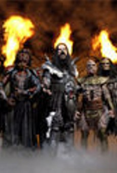 Lordi: Hard-rock hallelujahs  and main-stage dreams.