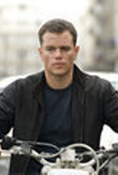 A Star is Bourne (Again)