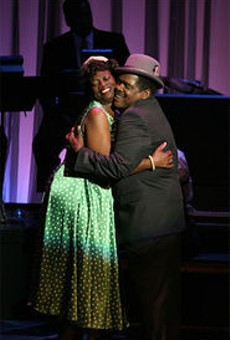 Still Misbehavin': Don't miss the Black Rep's jumpin' tribute to Fats Waller.