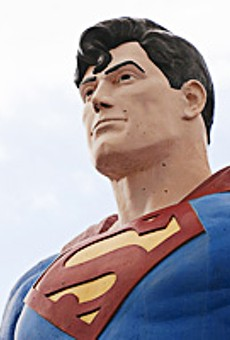 Isn't That Super? A dispatch from the 31st annual Superman Celebration in — where else? — Metropolis, Illinois.