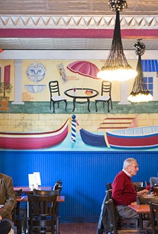 Anthonino's Taverna: A little Italian, a little Greek, a lot wonderful.