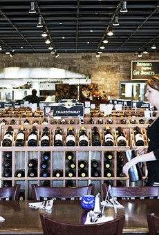 There's plenty of food and wine to pick from at Balaban's Wine Cellar & Tapas Bar.