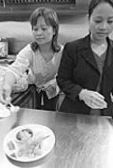 Lien Ho and Joan Ho of Little Saigon Café